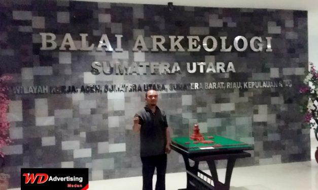 Huruf Timbul Stainless di Medan